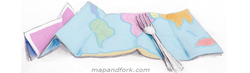Map & Fork Blog