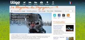 liligo home page